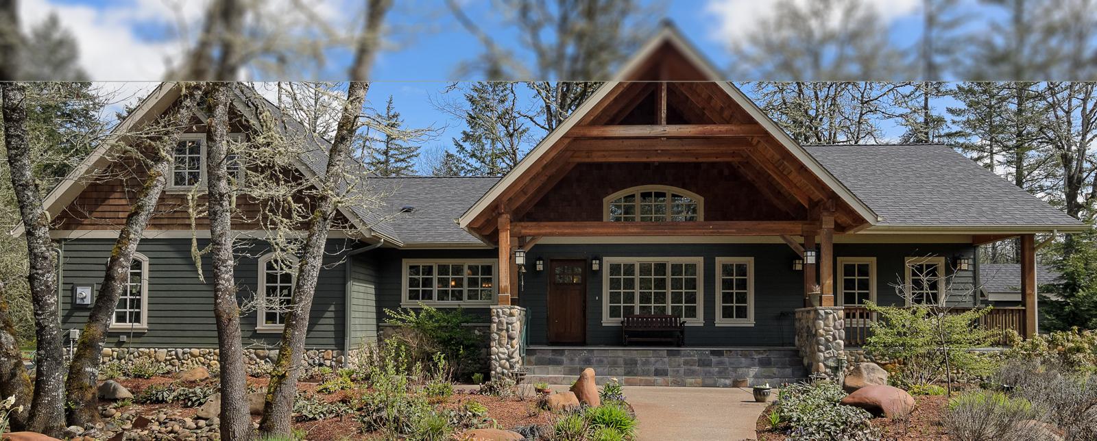 Amazing Craftsman Style Home